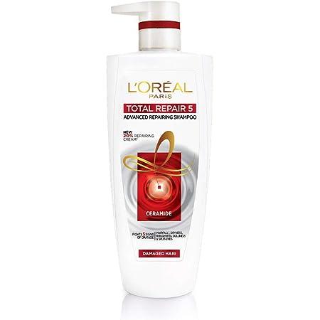 L'Oreal Paris Total Repair 5 Shampoo, 1000 ml