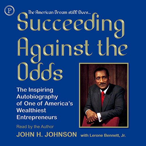 Succeeding Against the Odds audiobook cover art