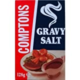 Comptons Gravy Salt - 4 x 128gm