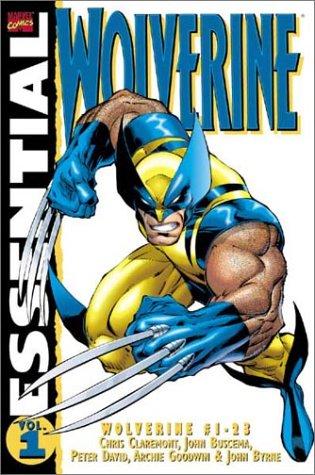 Download The Essential Wolverine 0785102574