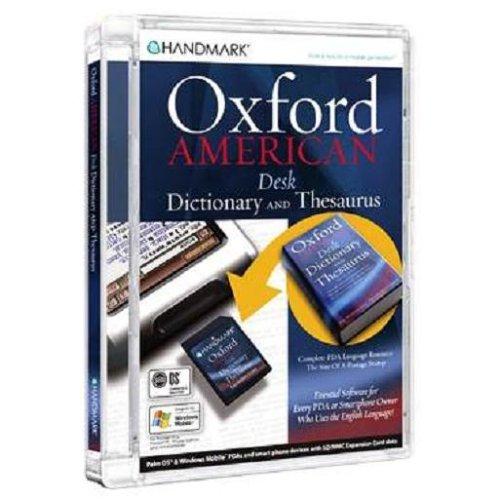 Handmark Oxford American Dictionary…