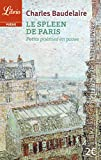 Le Spleen de paris - J'ai lu - 16/03/2004
