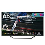 Hisense 65U71QF Smart TV ULED Ultra HD 4K 65', Quantum Dot, Dolby Vision HDR, HDR10+, Dolby Atmos,...