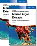 Marine Algae Extracts: Processes, Products, and Applications