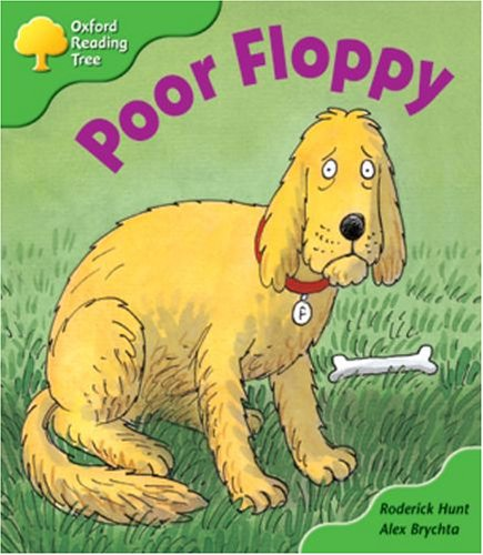 Oxford Reading Tree: Stage 2: First Phonics: Poor Floppyの詳細を見る