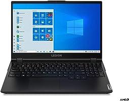 لابتوب لينوفو ليجن 5 بمعالج رايزن 5 - 4600H بشاشة مقا 15.6 انش وذاكرة RAM سعة 16 جيجا وهارد ديسك 1 تيرا وSSD سعة 128...