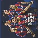 FC. Barcelona official 2022 calendar: soccer football FCB 12-month Calendar 2021, calendar for kids, girls, boys, men, women, otakus, weebs, sport ... genders. 8.5  x8.5   writing notes calendar.
