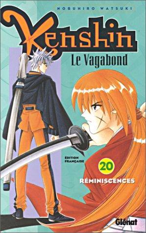 Kenshin le vagabond - Tome 20: Réminiscences