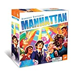 FoxMind Manhattan New Version - Family Strategy Board Game