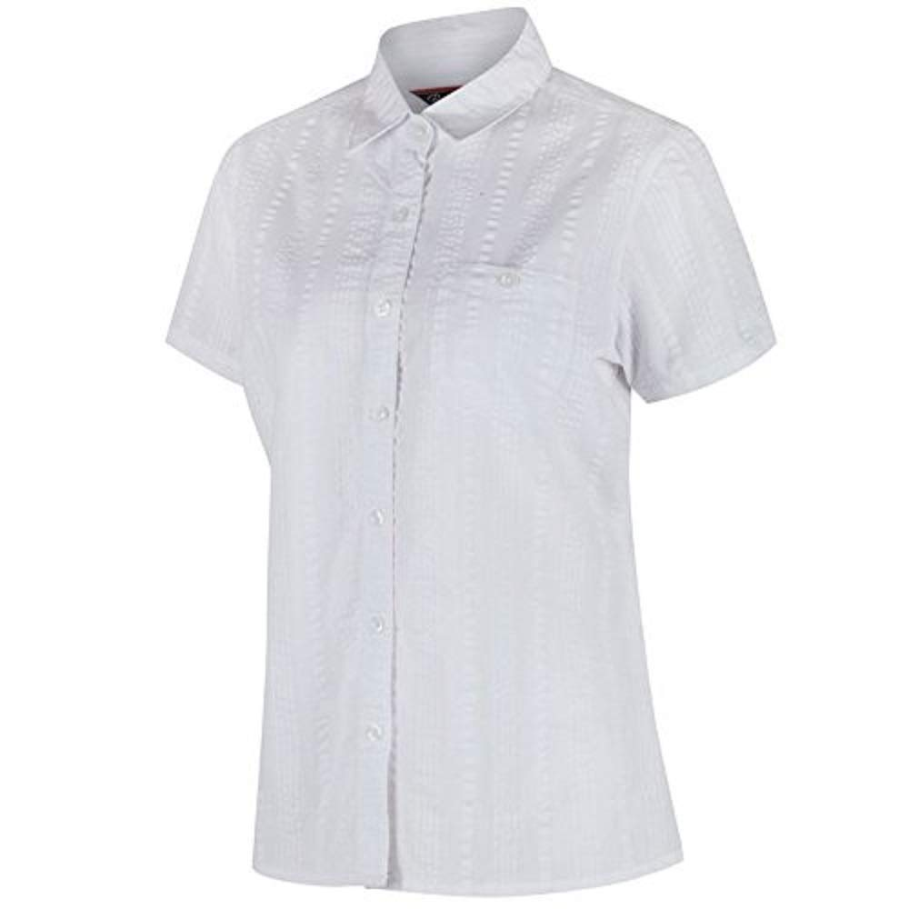 Regatta Damen Jerbra II Shirts L weiß