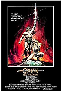 Best conan the barbarian poster Reviews