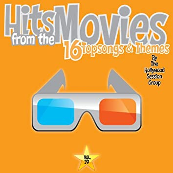 Hits From The Movies Vol. 29 - 16 Top Songs & Themes
