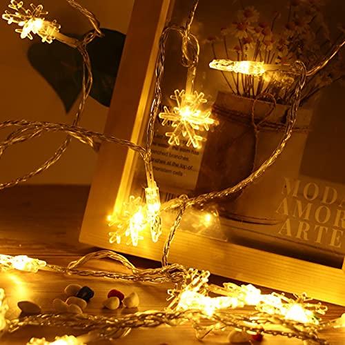 Cadena de luces al aire libre de plástico de alta calidad colgada en cualquier lugar Cadena de luz decorativa para decorar el dormitorio del hogar