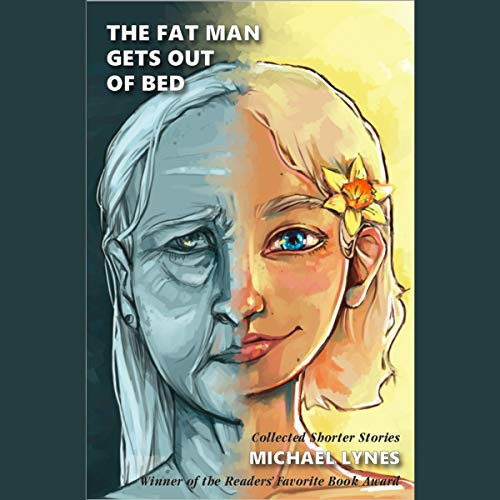 The Fat Man Gets Out of Bed audiobook cover art