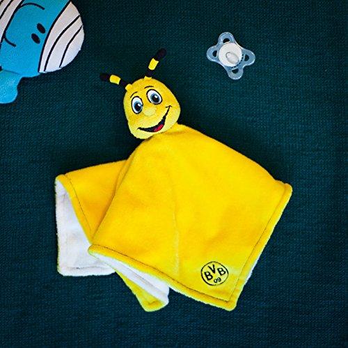 Borussia Dortmund BVB 09 Fanartikel Baby Schnuffeltuch Emma