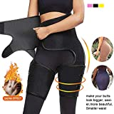 Waist Trainer Thigh Trimmer Booty Hip Enhancer Invisible Lift Butt Lifter Shaper 3-in-1 Slimming...
