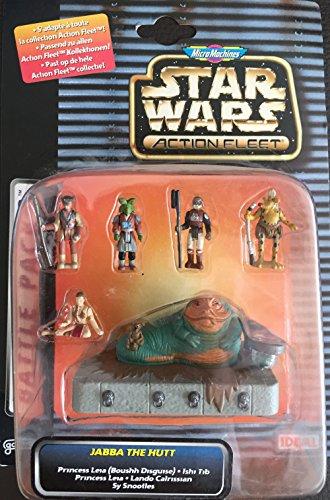 "Star Wars Micro Machines Action Fleet GENERAL LANDO CALRISSIAN 1/"" Figure Galoob"