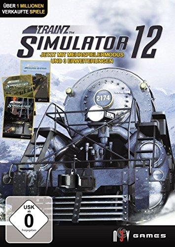 Trainz Simulator 12 Deluxe [Importación Alemana]