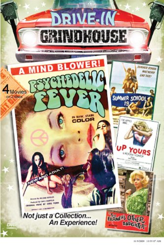 Grindhouse Drive-In (The Farmer's Other Daughter / Psychedelic Fever / Up Yours / Summer School)