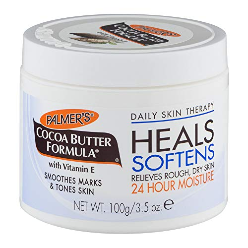 Palmer's Crème au beurre de cacao pour estomper imperfections et cicatrices - Enrichie en vitamine E - 103 ml