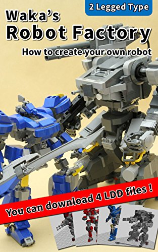 Waka's Robot Factory: How to create your own robot