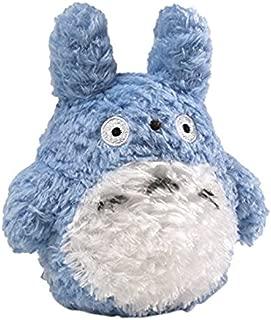 GUND Fluffy Blue Totoro, 5.5 inches