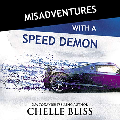 Page de couverture de Misadventures with a Speed Demon