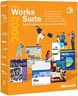 microsoft works suite 2002