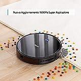 Zoom IMG-1 bagotte bg600 robot aspirapolvere 1500pa