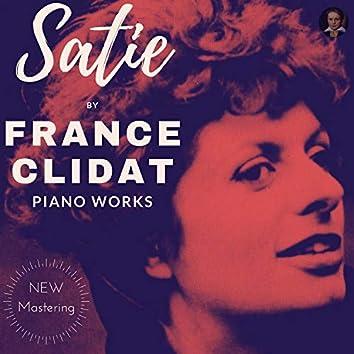 Érik Satie by France Clidat - Piano Works: 3 Gymnopédies, Gnossiennes..