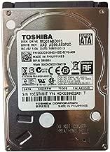 TOSHIBA MQ01ABD075 750GB 5400 RPM 8MB Cache 2.5 9.5mm SATA 3.0Gb/s internal notebook hard drive - Bare Drive