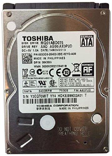 Toshiba MQ01ABD075