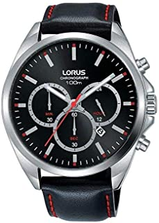 RT369GX9 - Lorus Men's Choronograph, 100m Water Resistant, Calendar, Sports Watch