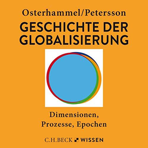 Geschichte der Globalisierung Titelbild