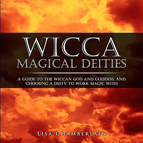 Wicca Magical Deities audiobook cover art