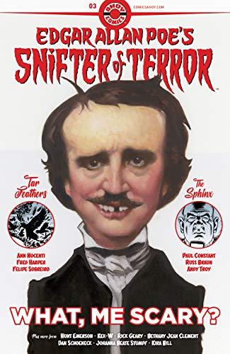Edgar Allan Poe's Snifter of Terror #3 (English Edition)