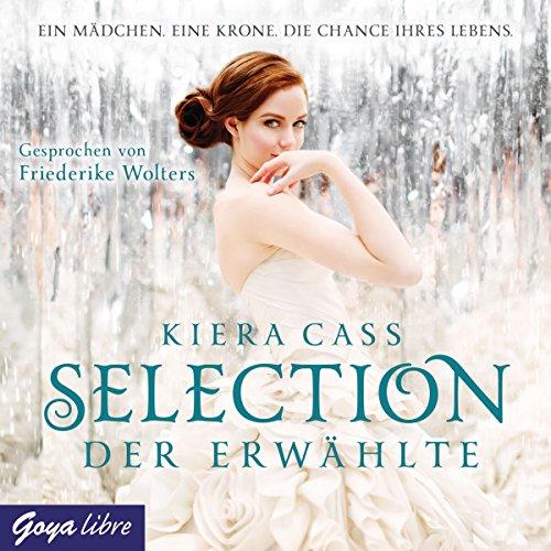 Der Erwählte     Selection 3              Autor:                                                                                                                                 Kiera Cass                               Sprecher:                                                                                                                                 Friederike Wolters                      Spieldauer: 5 Std. und 40 Min.     316 Bewertungen     Gesamt 4,4