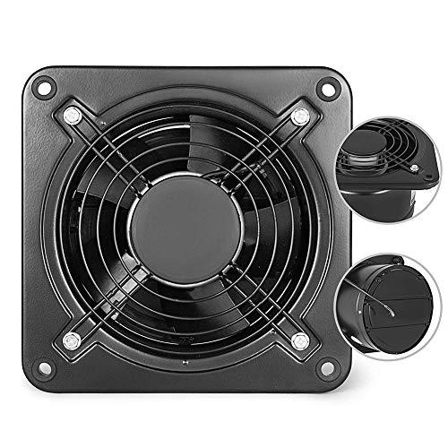 Ventilador Extractor, Extractor de Aire Ultra Silencioso con Ventilación Eficiente, para Cocina, Baño, Dormitorio y Oficina