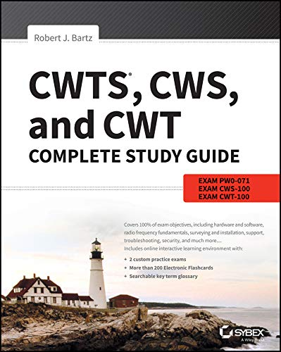 Image OfCWTS, CWS, And CWT Complete: Exams PW0-071, CWS-2017, CWT-2017: Exams PW0-071, CWS-100, CWT-100