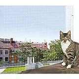 Trixie 44343 Schutznetz, 8 × 3 m,...