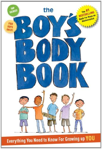 The Boys Body Book: Everything You Need to Know for Growing Up YOU (2)