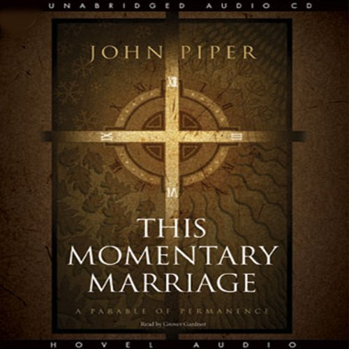 This Momentary Marriage audiobook cover art