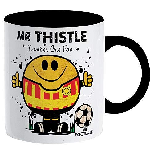 Mr Partick Thistle Mug - Gift Merchandise for Football Fan