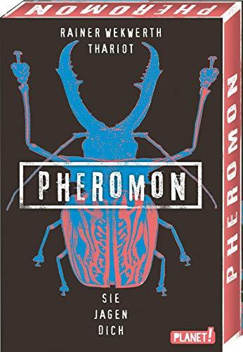 Pheromon 3: Sie jagen dich: Die erfolgreiche YA Sci-Fi-Trilogie (3)