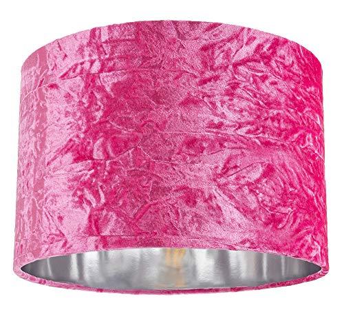 Moderne roze geplet fluweel 12