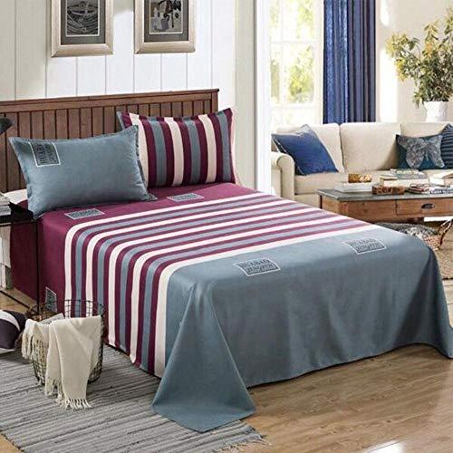 PENVEAT Heißer Blume bettlaken Baumwolle mit Polyester bettlaken Kind Kinder Erwachsene volle bettdecke matratzenschoner bettlaken, 11,230x200cm