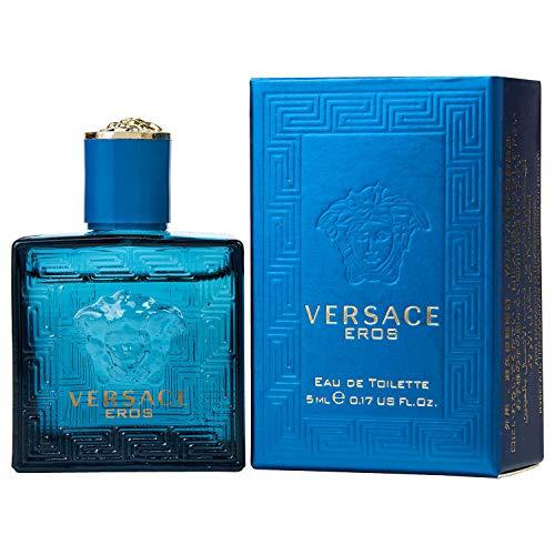 Versace Eros by Versace Mini EDT .16 oz (Men)