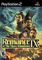 Romance of the 3 Kingdoms 9 / Game