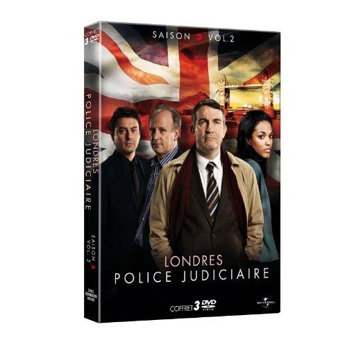 Londres, Police Judiciaire - Saison 3 - Vol. 2