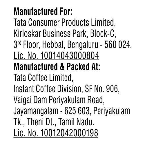 Tata Coffee Grand Instant Coffee 50G Jar